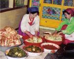朝鲜族饮食习俗