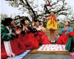 朝鲜族传统游艺