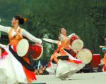 朝鲜族龙鼓舞