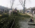 1933年的龙井市老头沟镇